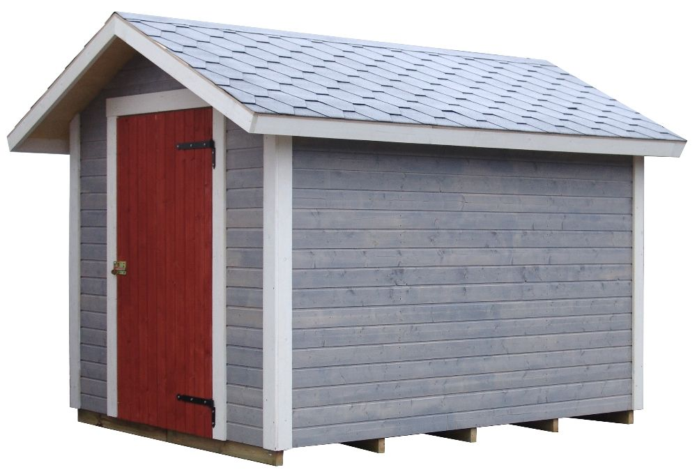 T55 Shed